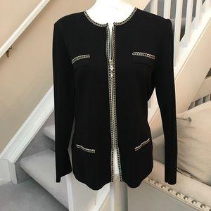 Exclusively Misook NWOT Cardigan Size Medium